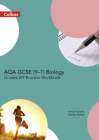 AQA GCSE Biology 9-1 Grade 8/9 Booster Workbook (GCSE Science 9-1) Cover Image