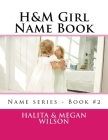 H&M Girl Name Book Cover Image