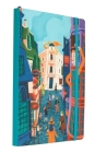 Harry Potter: Exploring Diagon Alley Softcover Notebook Cover Image