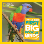 National Geographic Little Kids First Big Book of Birds (National Geographic Little Kids First Big Books) Cover Image