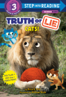 Truth or Lie: Cats! (Step into Reading) Cover Image