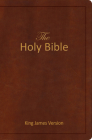 Holy Bible: King James Version (Kjv) Cover Image