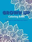 Grown Up Coloring Book 15: Coloring Books for Grownups: Stress Relieving Patterns Cover Image