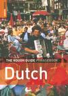 The Rough Guide to Dutch Dictionary Phrasebook 3 (Rough Guides Phrase Books) Cover Image