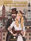 Mujeres Steampunk libro para colorear para adultos Cover Image