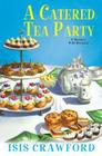 A Catered Tea Party (Mystery with Recipes #12) Cover Image