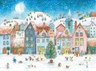 Wintervillage Advent Calendar Cover Image