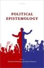 Political Epistemology (Mind Association Occasional) Cover Image
