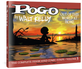 Pogo The Complete Syndicated Comic Strips: Volume 5: Out Of This World At Home (Walt Kelly's Pogo) Cover Image