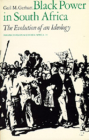 Black Power in South Africa: The Evolution of an Ideology (Perspectives on Southern Africa #19) Cover Image