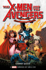 Marvel Classic Novels - X-Men and the Avengers: The Gamma Quest Omnibus Cover Image