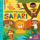 Disney It's A Small World Around-the-World Safari Cover Image