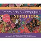 Judith Baker Montano's Embroidery and Crazy Quilt Stitch Tool Cover Image