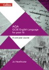 GCSE Success in a Year – AQA GCSE English Language: Student Book Cover Image