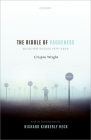 The Riddle of Vagueness Cover Image