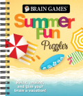 Brain Games - Summer Fun Puzzles: Relax, Unwind, and Give Your Brain a Vacation Cover Image