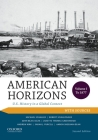 American Horizons: U.S. History in a Global Context, Volume I: To 1877, with Sources Cover Image