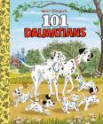 Walt Disney's 101 Dalmatians Little Golden Board Book (Disney 101 Dalmatians) Cover Image