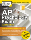 Cracking the AP Psychology Exam, 2020 Edition: Practice Tests & Prep for the NEW 2020 Exam (College Test Preparation) Cover Image