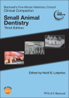 Blackwell's Five-Minute Veterinary Consult Clinical Companion: Small Animal Dentistry Cover Image