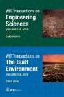 Computational Methods and Experimental Measurements XIX & Earthquake Resistant Engineering Structures XII Cover Image
