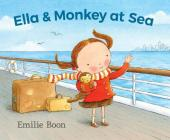 Ella and Monkey at Sea Cover Image