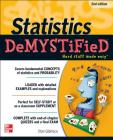 Statistics Demystified, 2nd Edition Cover Image