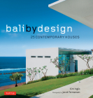 Bali by Design: 25 Contemporary Houses Cover Image