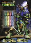 Half-Shell Heroes! (Teenage Mutant Ninja Turtles) Cover Image