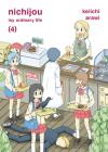 Nichijou, 4 Cover Image