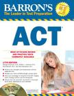 Barron's ACT with CD-ROM Cover Image