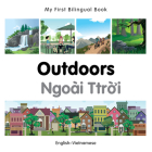 My First Bilingual Book–Outdoors (English–Vietnamese) Cover Image