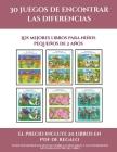 Los mejores libros para niños pequeños de 2 años (30 juegos de encontrar las diferencias): Cómprelo mientras queden existencias y reciba 20 libros en Cover Image