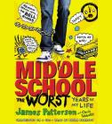 Middle School, the Worst Years of My Life [With Earbuds] (Playaway Children) Cover Image
