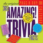 The Original Amazing Trivia Facts Page-A-Day Calendar 2010 Cover Image