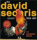David Sedaris - 14 CD Boxed Set Cover Image