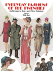 Everyday Fashions of the Twenties: As Pictured in Sears and Other Catalogs (Dover Fashion and Costumes) Cover Image