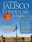 Jalisco Condo Law in English - Second Edition Cover Image