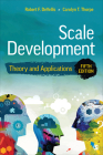 Scale Development: Theory and Applications (Applied Social Research Methods) Cover Image