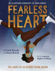 Fearless Heart: An Illustrated Biography of Surya Bonaly Cover Image