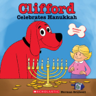 Clifford Celebrates Hanukkah (Classic Storybook) Cover Image