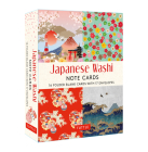 Japanese Washi, 16 Note Cards: 16 Different Blank Cards with 17 Patterned Envelopes Cover Image