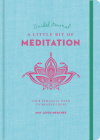 A Little Bit of Meditation Guided Journal, 25: Your Personal Path to Mindfulness Cover Image