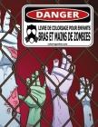 Livre de coloriage pour enfants Bras et mains de zombies Cover Image