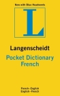 Langenscheidt Pocket Dictionary: French Cover Image