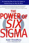 The Power of Six SIGMA Cover Image