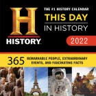 2022 History Channel This Day in History Boxed Calendar: 365 Remarkable People, Extraordinary Events, and Fascinating Facts Cover Image