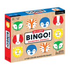 Geometric Animals My First Bingo Cover Image