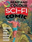 Read and Colour: Sci-Fi Comic Cover Image