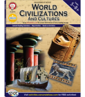 World Civilizations and Cultures, Grades 5 - 8 (World History) Cover Image
